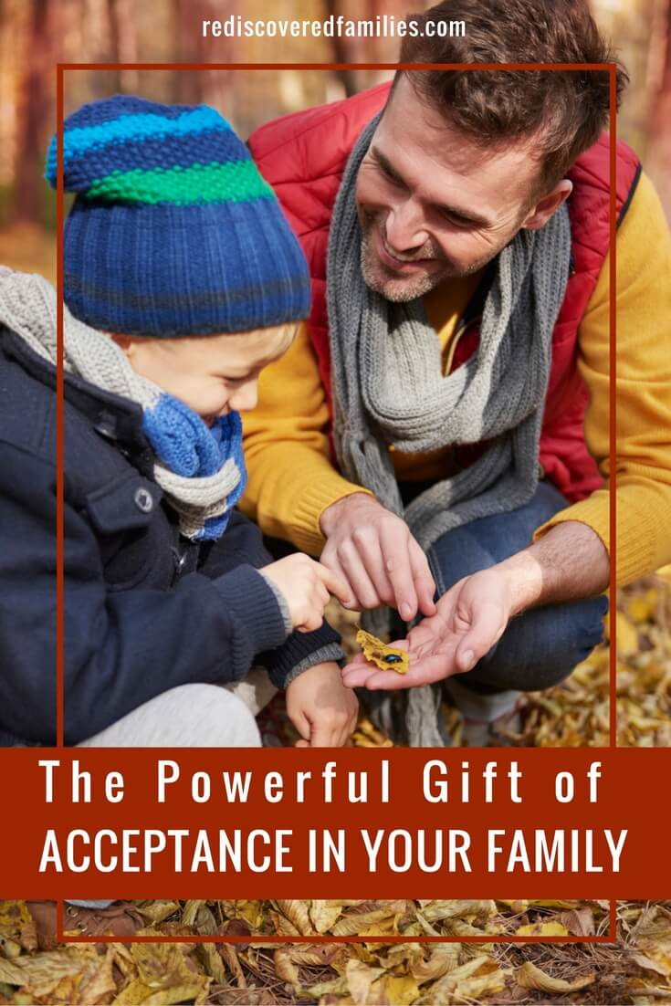 THe Powerful Gift of Acceptance