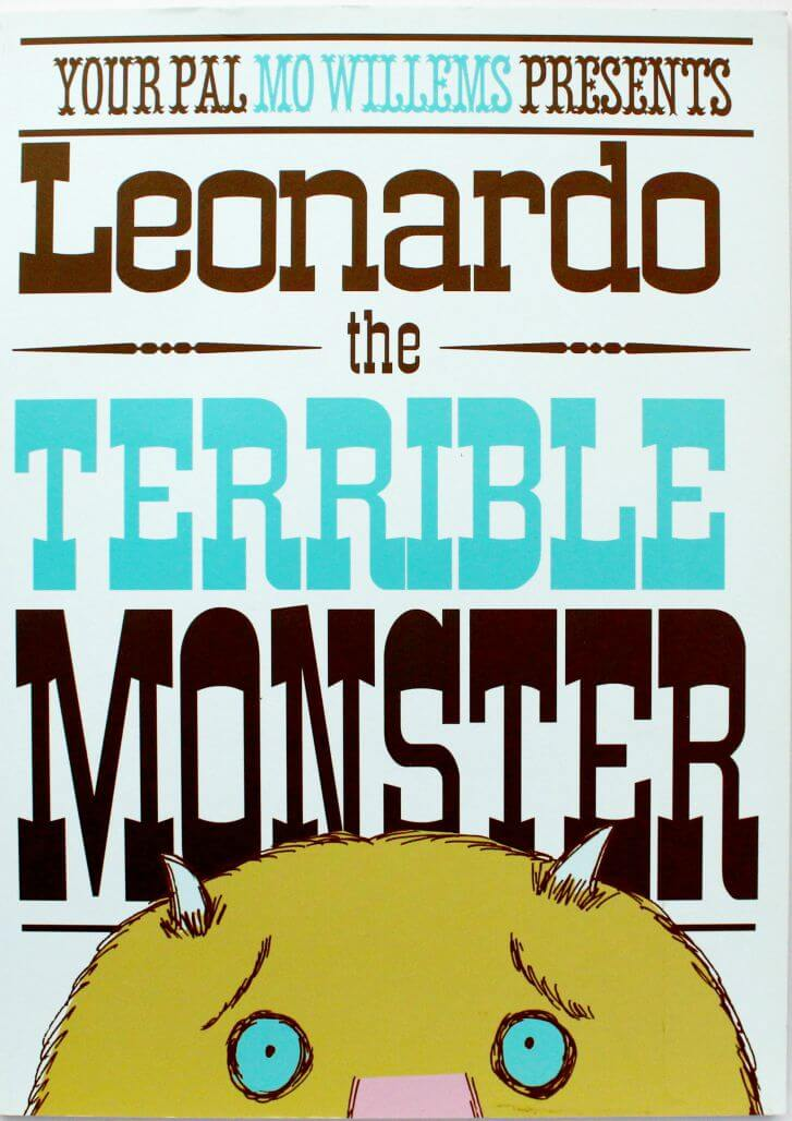 "Enjoy some ""Leonardo the Terrible Monster"" activities, crafts and play. This popular book by Mo Williams is a huge hit with children."