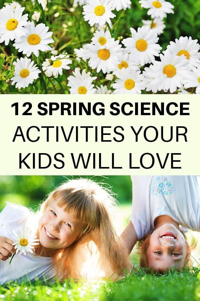 Spring Science Activities