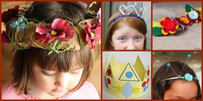 Crowns, Tiaras, and Headbands