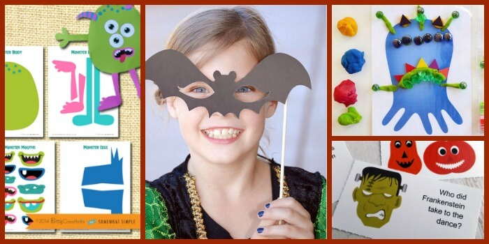 13-free-Halloween printables