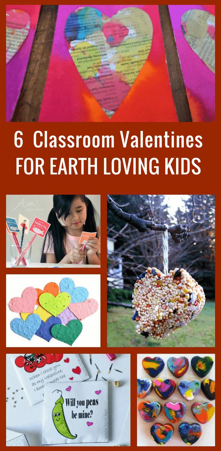 6 Eco Friendly Valentines